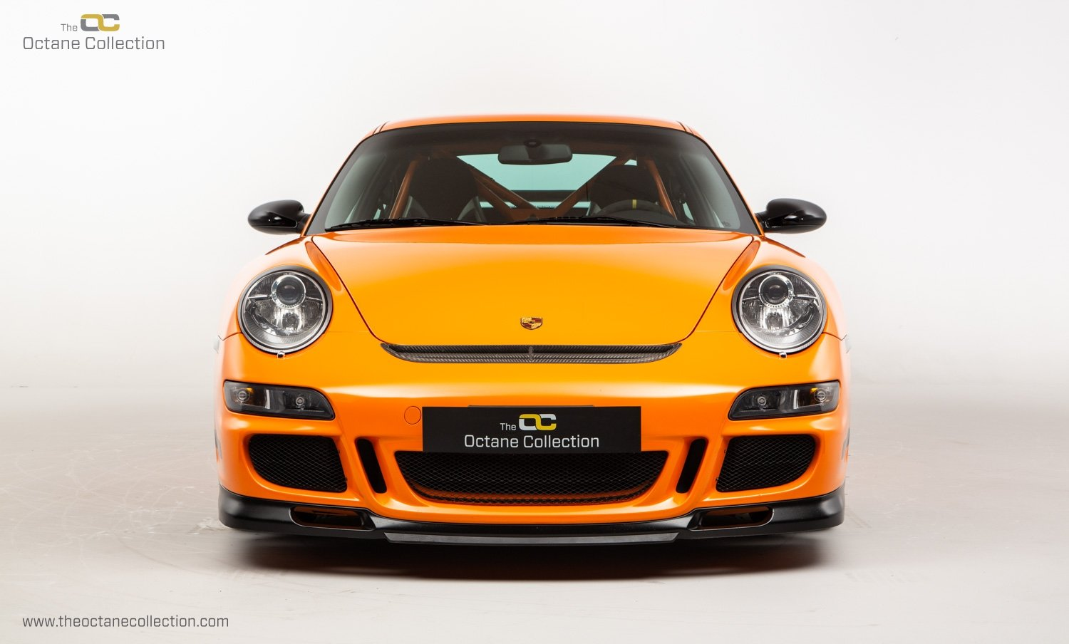 2006 PORSCHE 911 (997) GT3 RS // PURE ORANGE // C22 LHD // PCCB For Sale (picture 6 of 24)