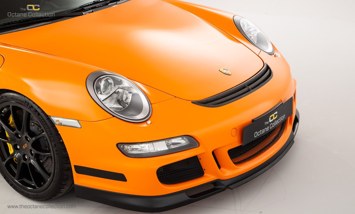 2006 PORSCHE 911 (997) GT3 RS // PURE ORANGE // C22 LHD // PCCB For Sale (picture 7 of 24)