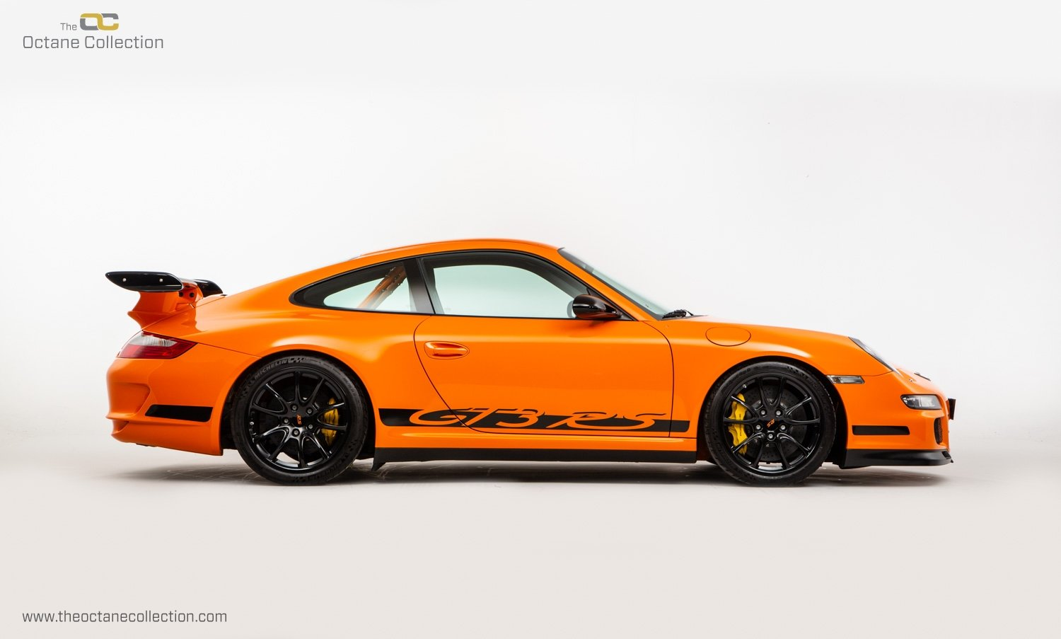 2006 PORSCHE 911 (997) GT3 RS // PURE ORANGE // C22 LHD // PCCB For Sale (picture 8 of 24)
