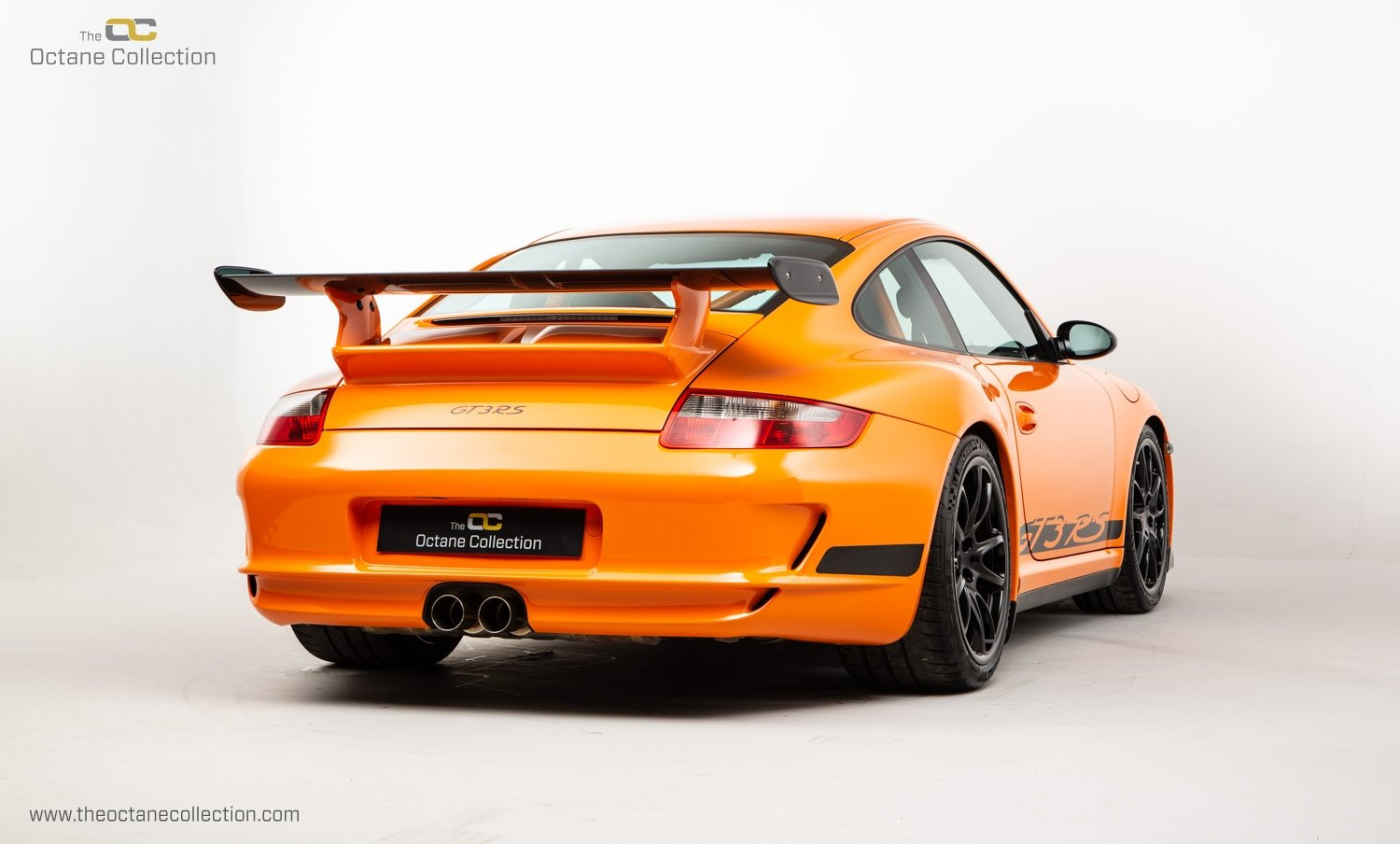 2006 PORSCHE 911 (997) GT3 RS // PURE ORANGE // C22 LHD // PCCB For Sale (picture 9 of 24)