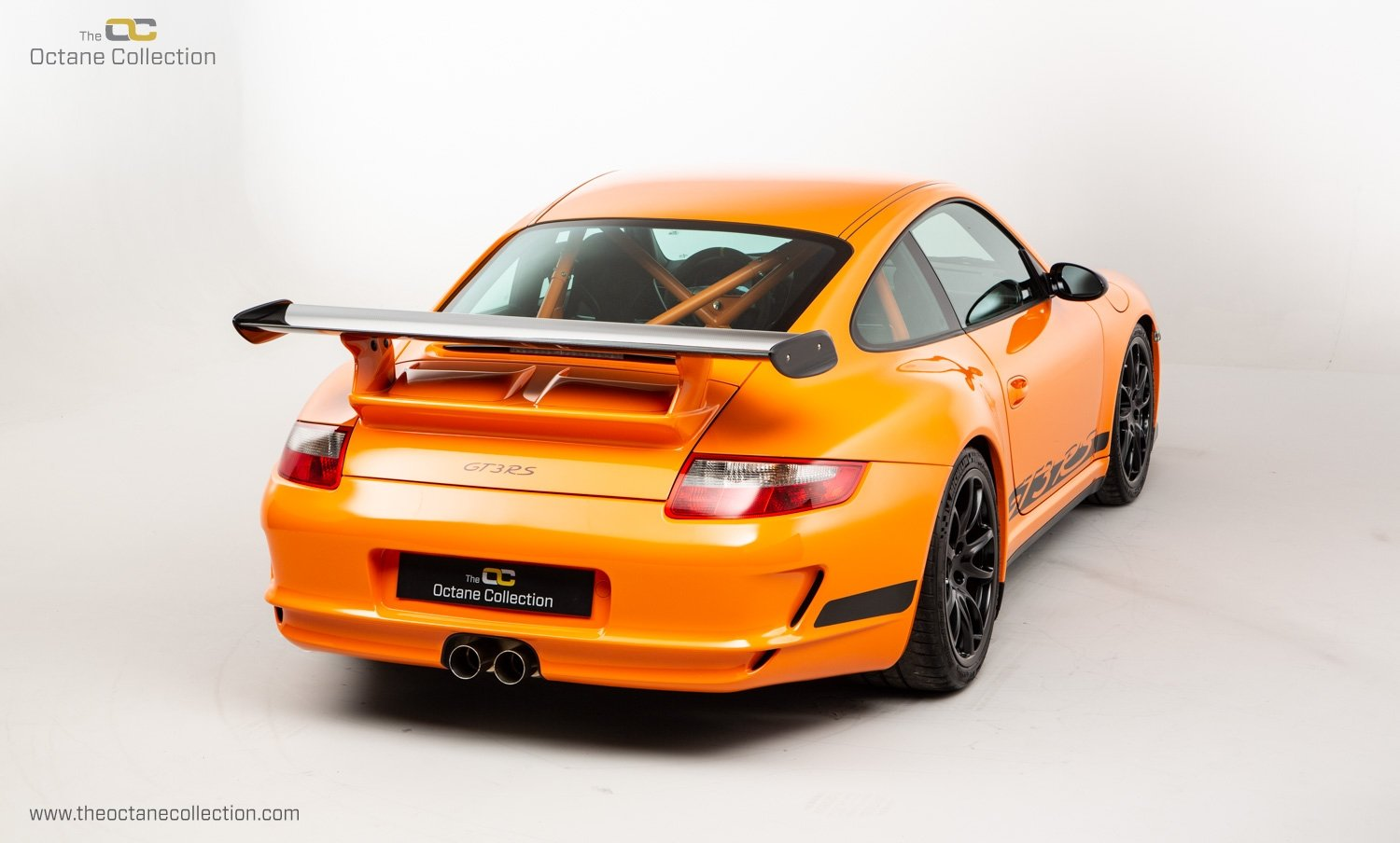 2006 PORSCHE 911 (997) GT3 RS // PURE ORANGE // C22 LHD // PCCB For Sale (picture 10 of 24)