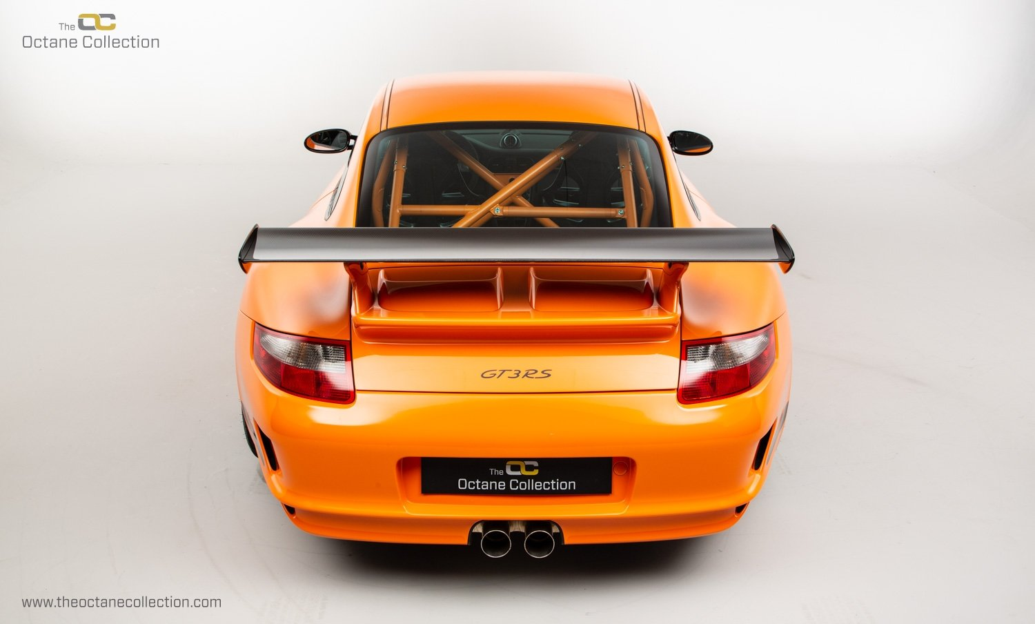 2006 PORSCHE 911 (997) GT3 RS // PURE ORANGE // C22 LHD // PCCB For Sale (picture 11 of 24)