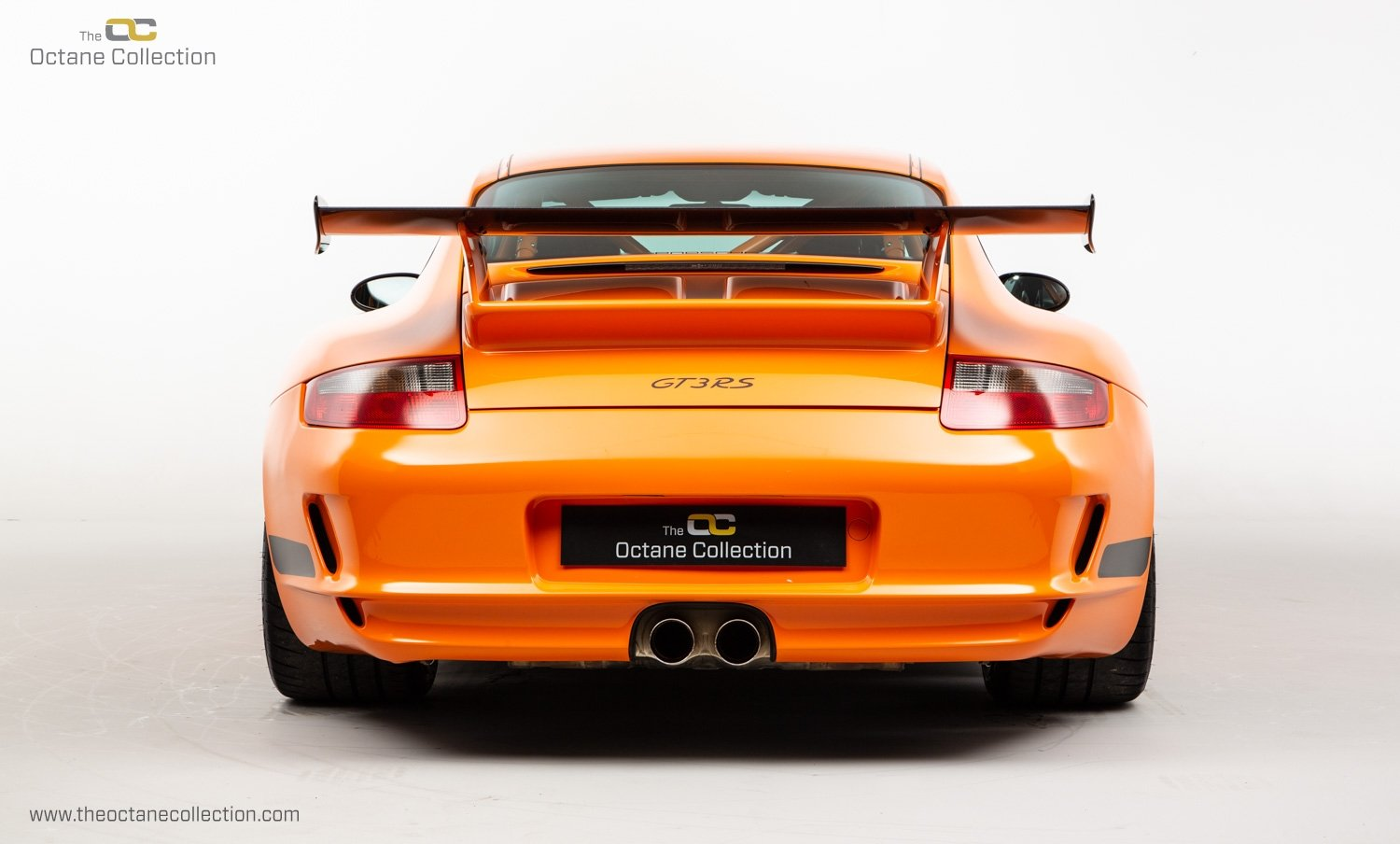 2006 PORSCHE 911 (997) GT3 RS // PURE ORANGE // C22 LHD // PCCB For Sale (picture 12 of 24)