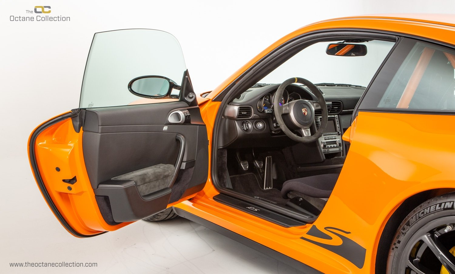 2006 PORSCHE 911 (997) GT3 RS // PURE ORANGE // C22 LHD // PCCB For Sale (picture 14 of 24)