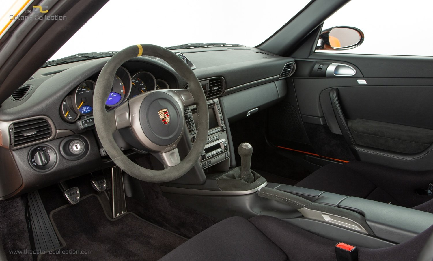 2006 PORSCHE 911 (997) GT3 RS // PURE ORANGE // C22 LHD // PCCB For Sale (picture 15 of 24)