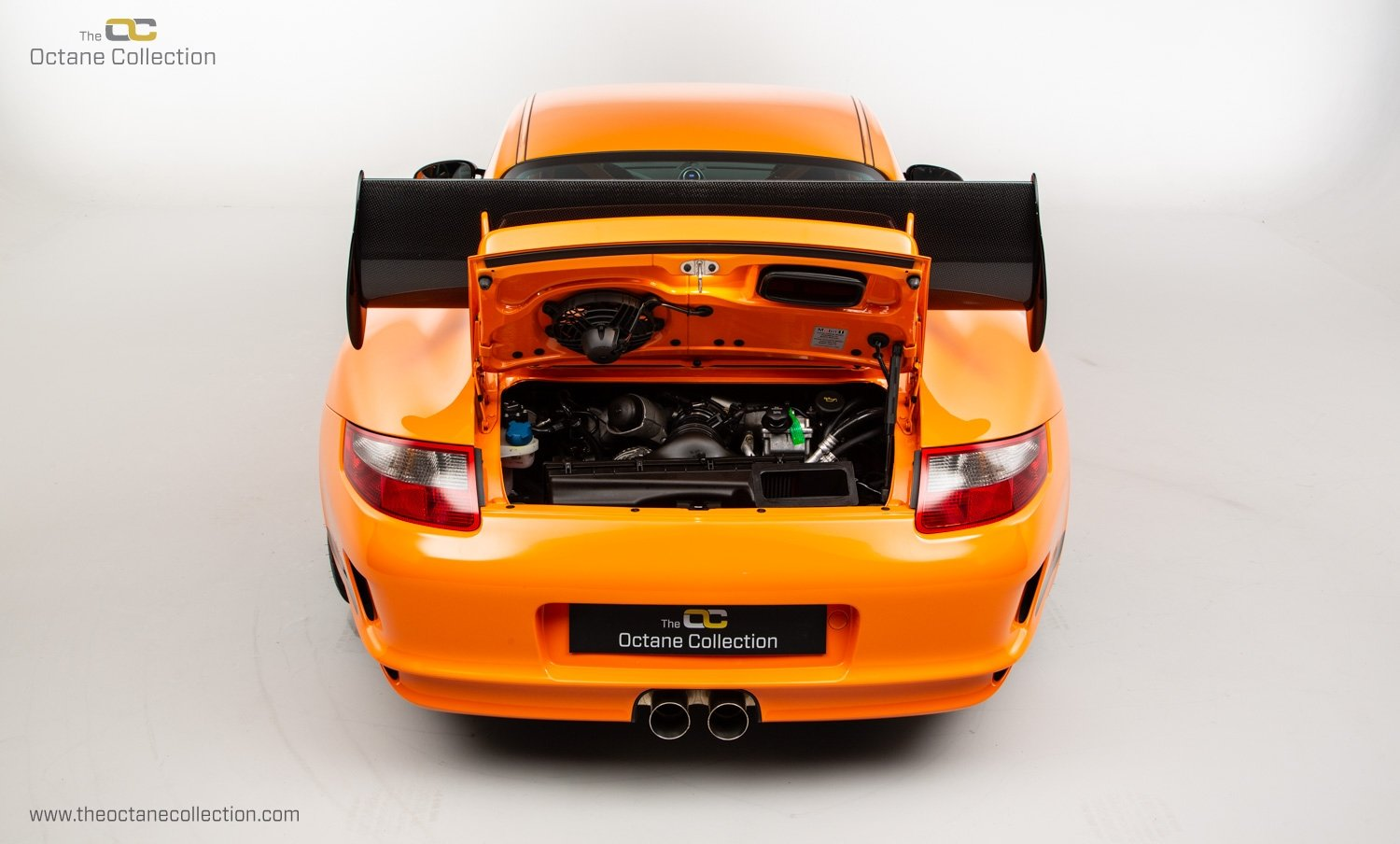2006 PORSCHE 911 (997) GT3 RS // PURE ORANGE // C22 LHD // PCCB For Sale (picture 19 of 24)