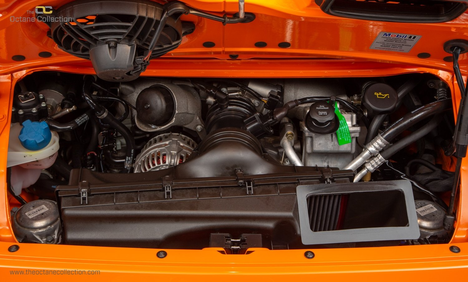 2006 PORSCHE 911 (997) GT3 RS // PURE ORANGE // C22 LHD // PCCB For Sale (picture 20 of 24)