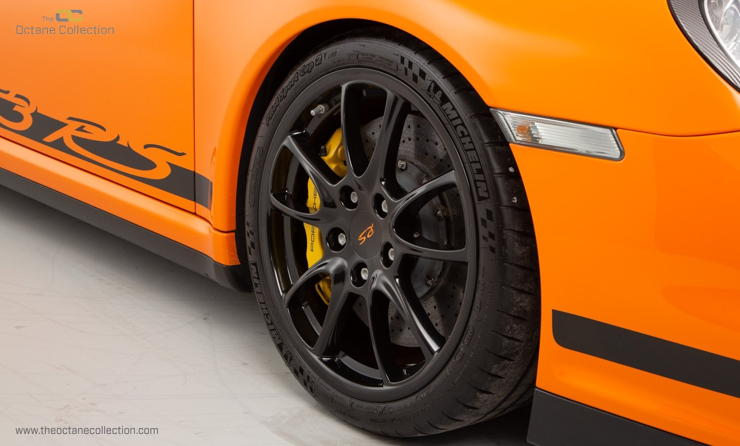 2006 PORSCHE 911 (997) GT3 RS // PURE ORANGE // C22 LHD // PCCB For Sale (picture 21 of 24)