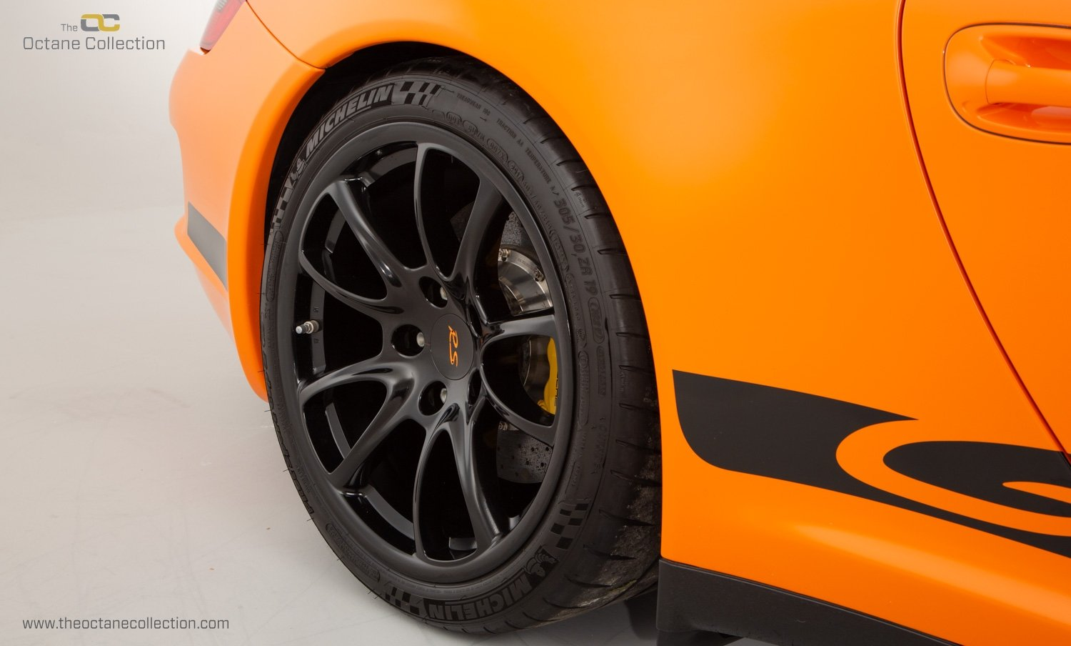 2006 PORSCHE 911 (997) GT3 RS // PURE ORANGE // C22 LHD // PCCB For Sale (picture 22 of 24)