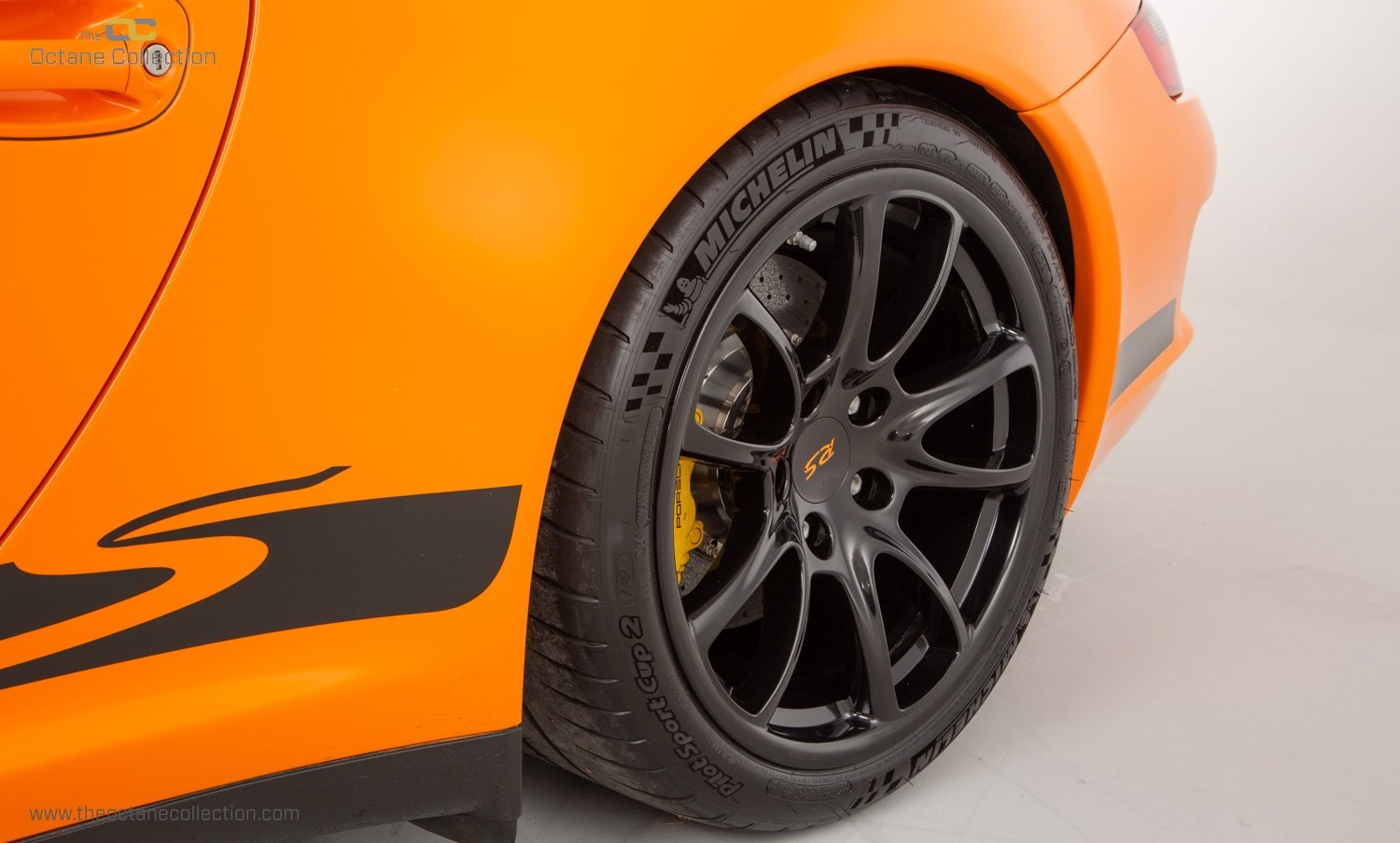2006 PORSCHE 911 (997) GT3 RS // PURE ORANGE // C22 LHD // PCCB For Sale (picture 24 of 24)