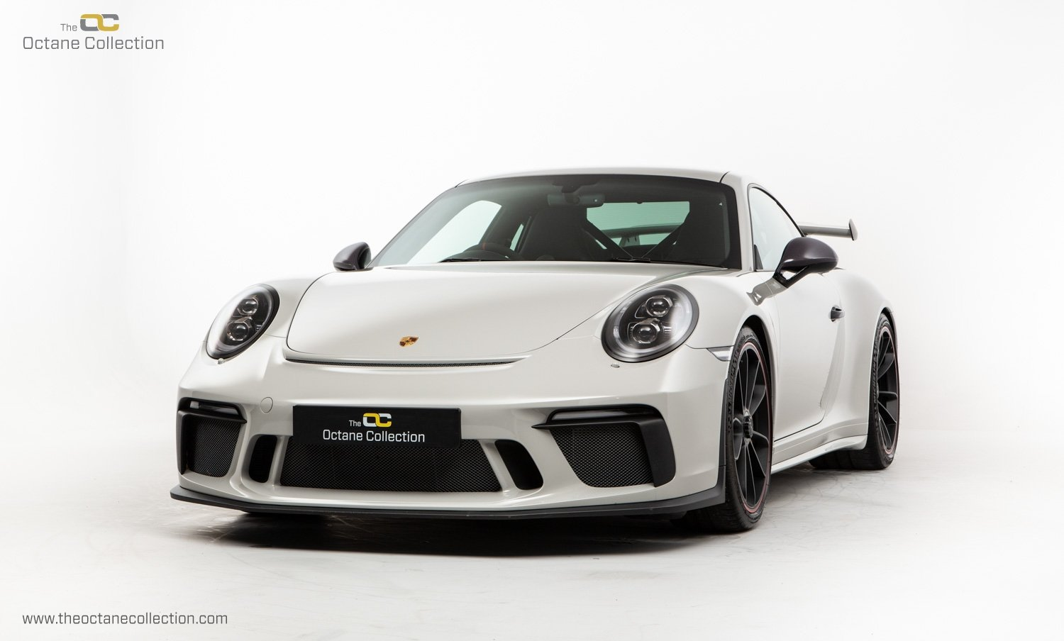 2018 PORSCHE 911 (991) GT3 CLUBSPORT For Sale (picture 2 of 24)