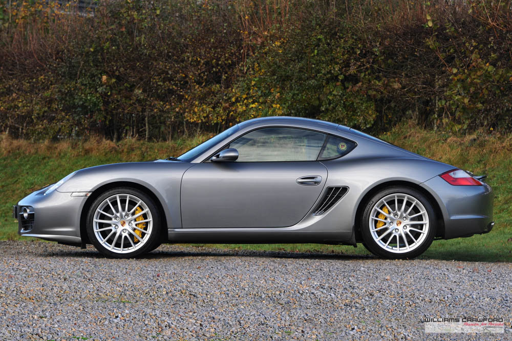 2006 Porsche 987 Cayman S manual with PCCB SOLD (picture 2 of 6)
