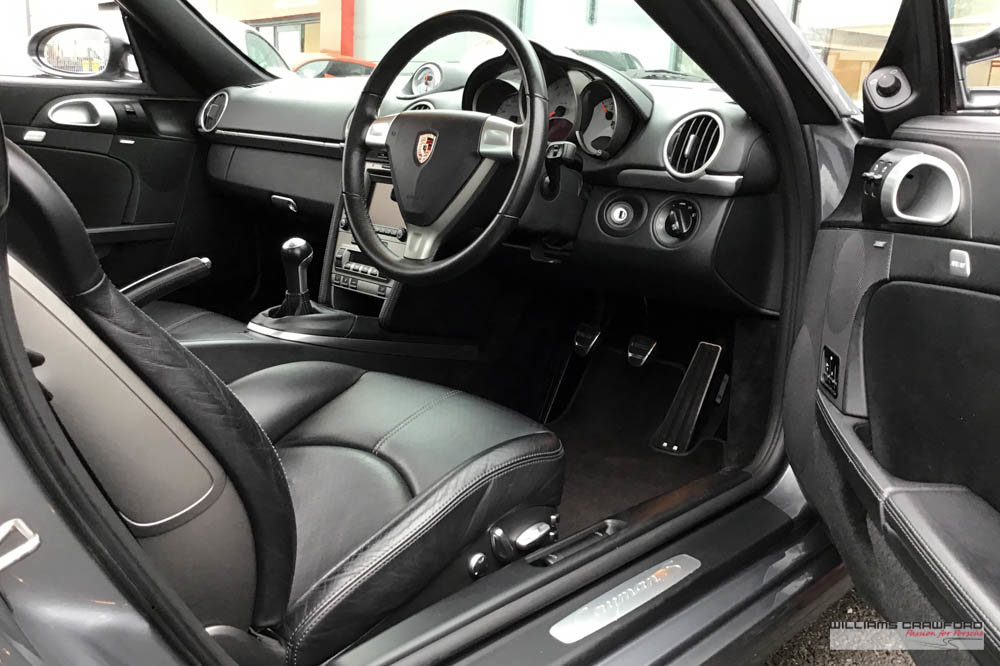 2006 Porsche 987 Cayman S manual with PCCB SOLD (picture 5 of 6)