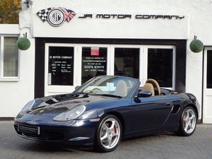 Picture of 2003 Porsche Boxster 3.2 S Manual Huge rare spec only 70000 Miles SOLD