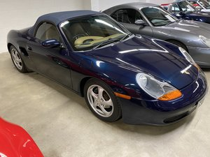 Picture of 1999 Porsche Boxster