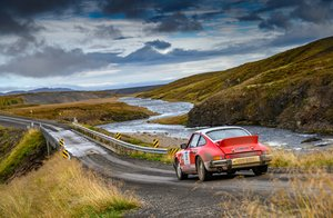 Porsche 911 SC - Recently toured Iceland