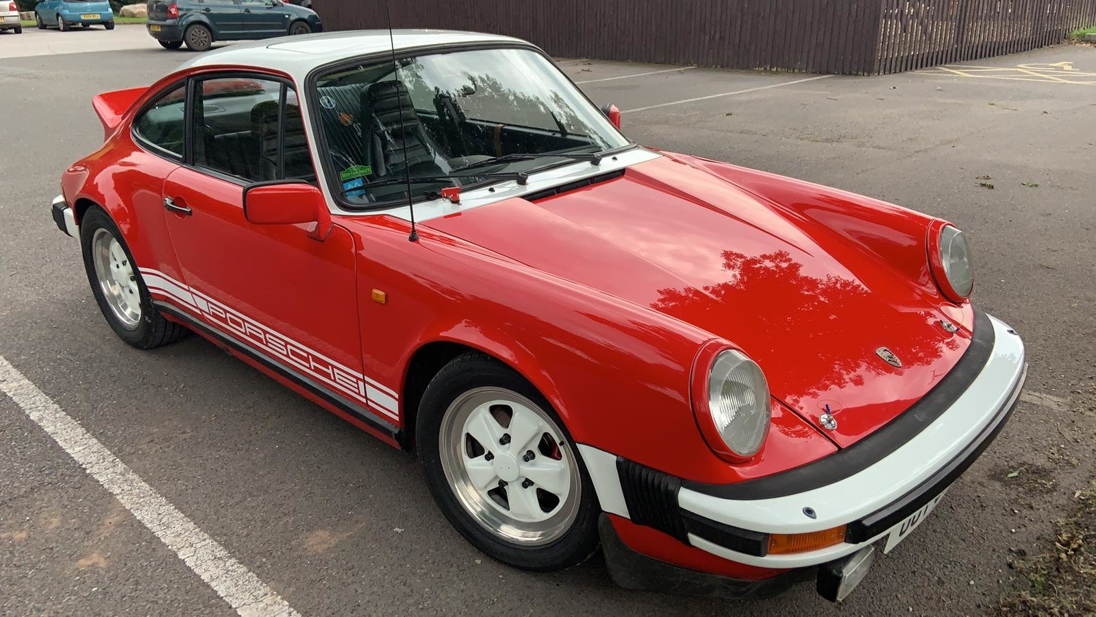 1983 Porsche 911 SC - Recently toured Iceland For Sale (picture 3 of 5)
