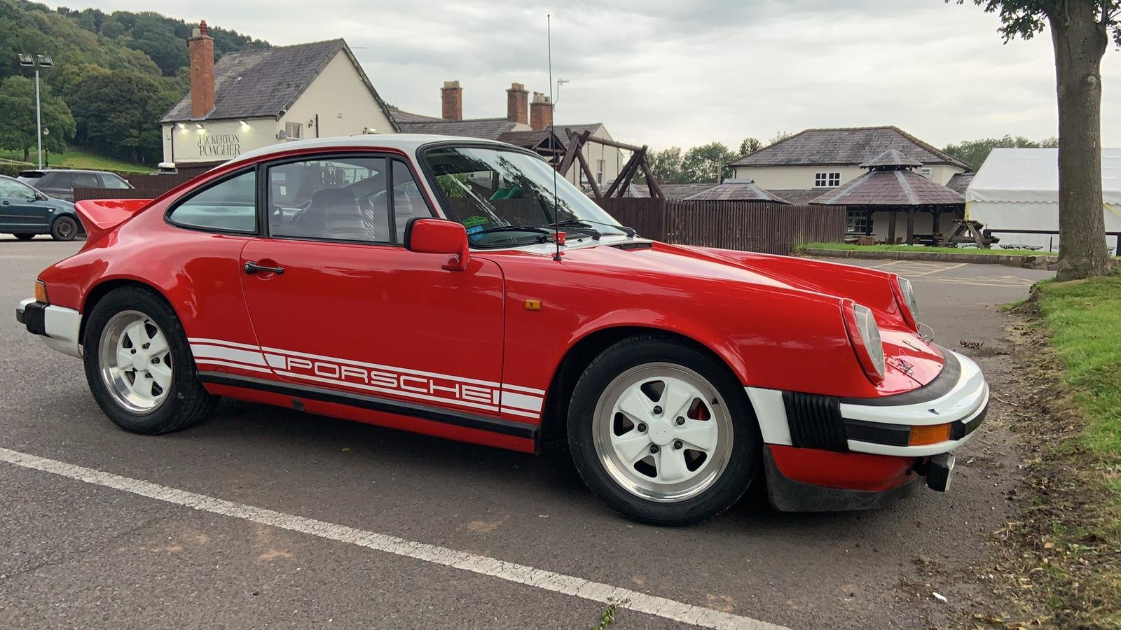 1983 Porsche 911 SC - Recently toured Iceland For Sale (picture 4 of 5)
