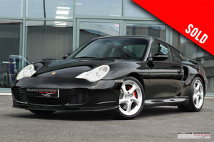 Picture of 2001 (2002 MY) Porsche 996 (911) Turbo Tiptronic S coupe SOLD