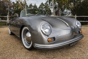 Pilgrim 356 Speedster Recreation of the iconic Porsche 356