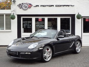Picture of 2005 Porsche Boxster 3.2 S Manual Basalt Black only 46000 Miles! SOLD