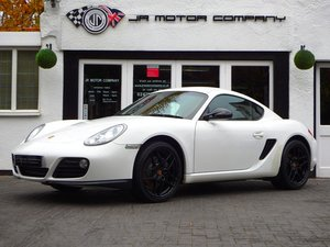 Cayman 2.9 Manual Carrera White Huge spec 50000 Miles!