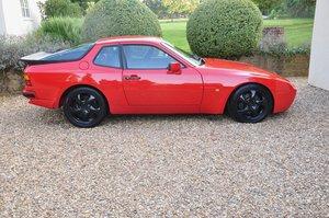 Original LHD Porsche 944 Turbo