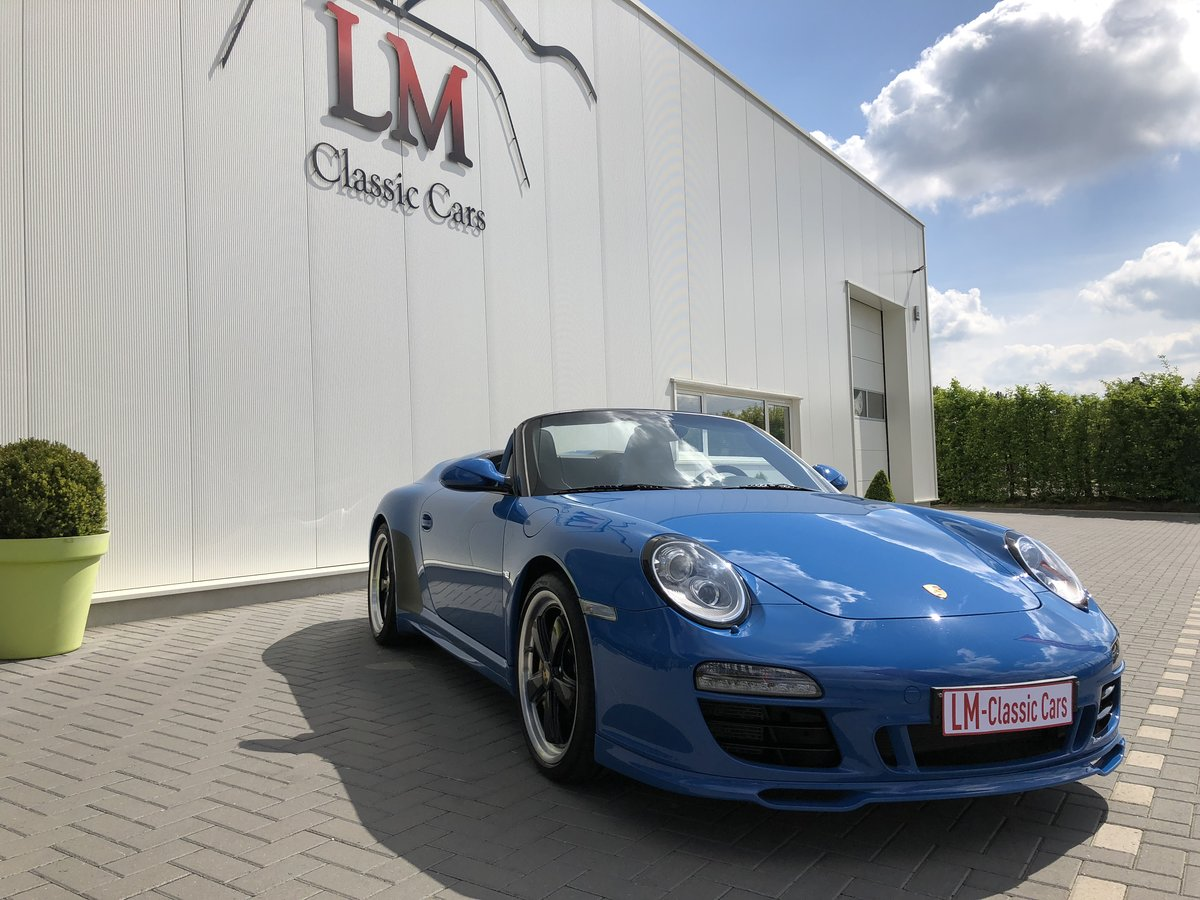 2011 Porsche 911  -  977 Speedster * ONLY 11.220 Km * For Sale (picture 1 of 6)