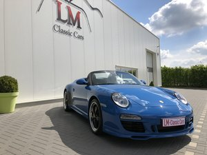 Porsche 911  -  977 Speedster * ONLY 11.220 Km *