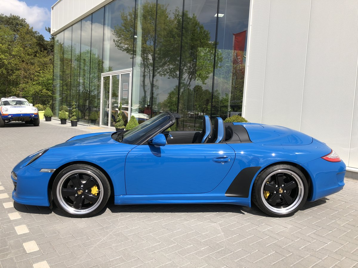 2011 Porsche 911  -  977 Speedster * ONLY 11.220 Km * For Sale (picture 2 of 6)