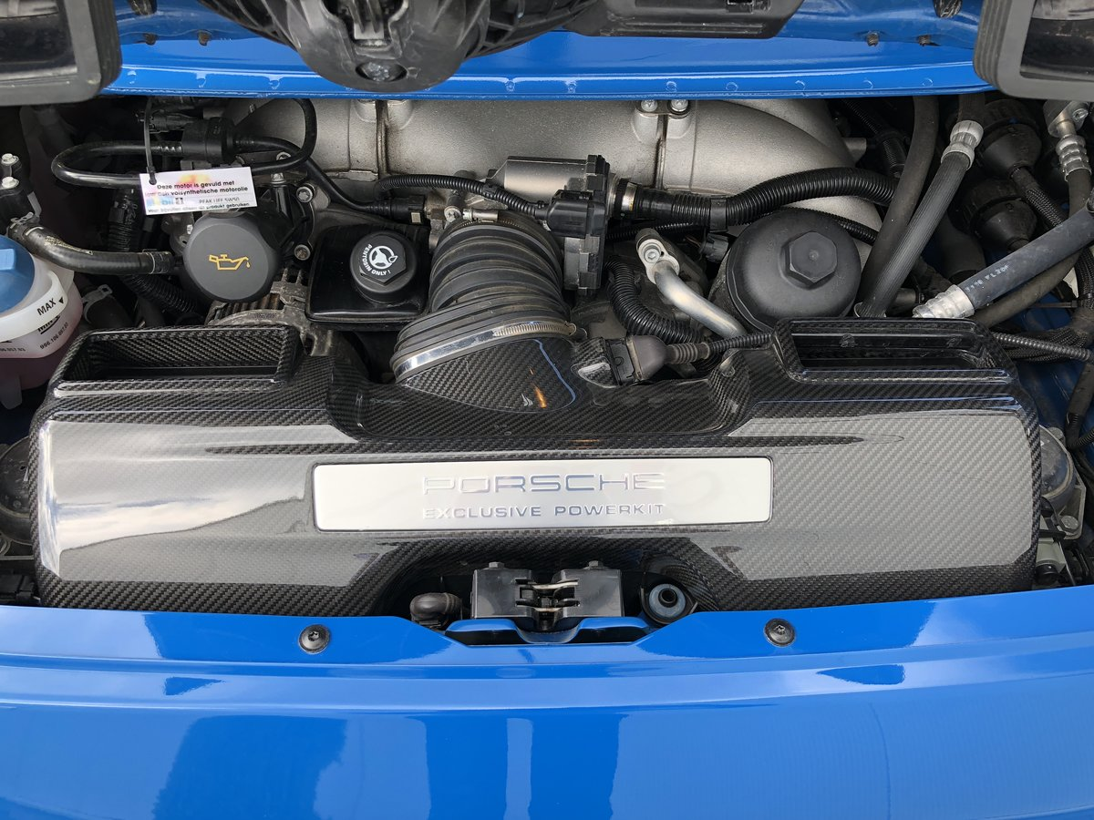 2011 Porsche 911  -  977 Speedster * ONLY 11.220 Km * For Sale (picture 5 of 6)