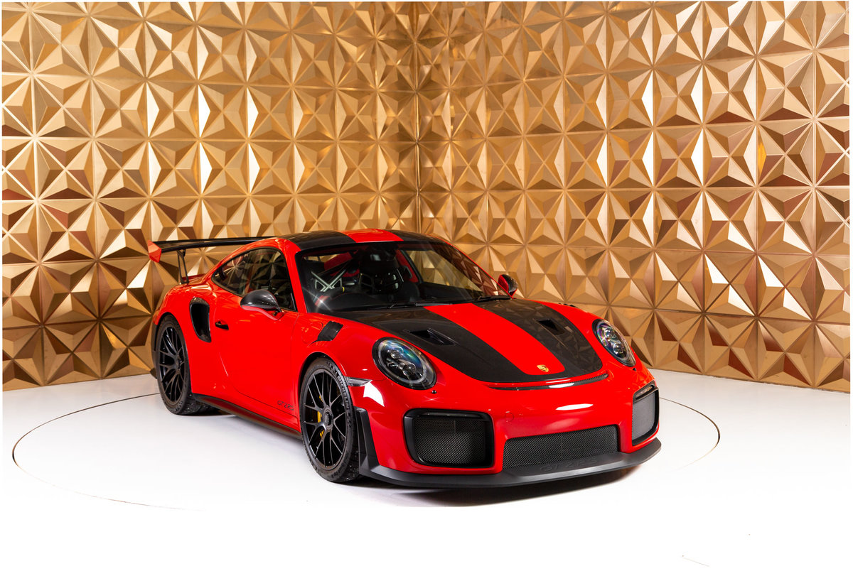 2018 Porsche GT2RS SOLD (picture 1 of 6)