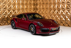 Picture of 2017 Porsche Turbo S SOLD