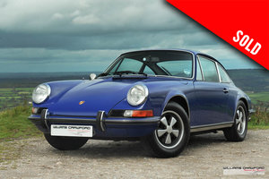 Picture of 1972 (1973 MY) RESERVED - Porsche 911 T 'Lux' 2.4 RHD c SOLD