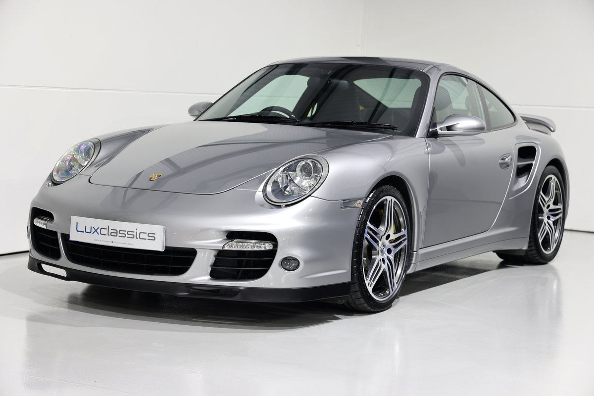2007 Porsche 997 Turbo Carrera Low mileage FSH Immaculate For Sale (picture 1 of 6)