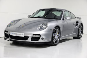 2007 Porsche 997 Turbo Carrera Low mileage FSH Immaculate