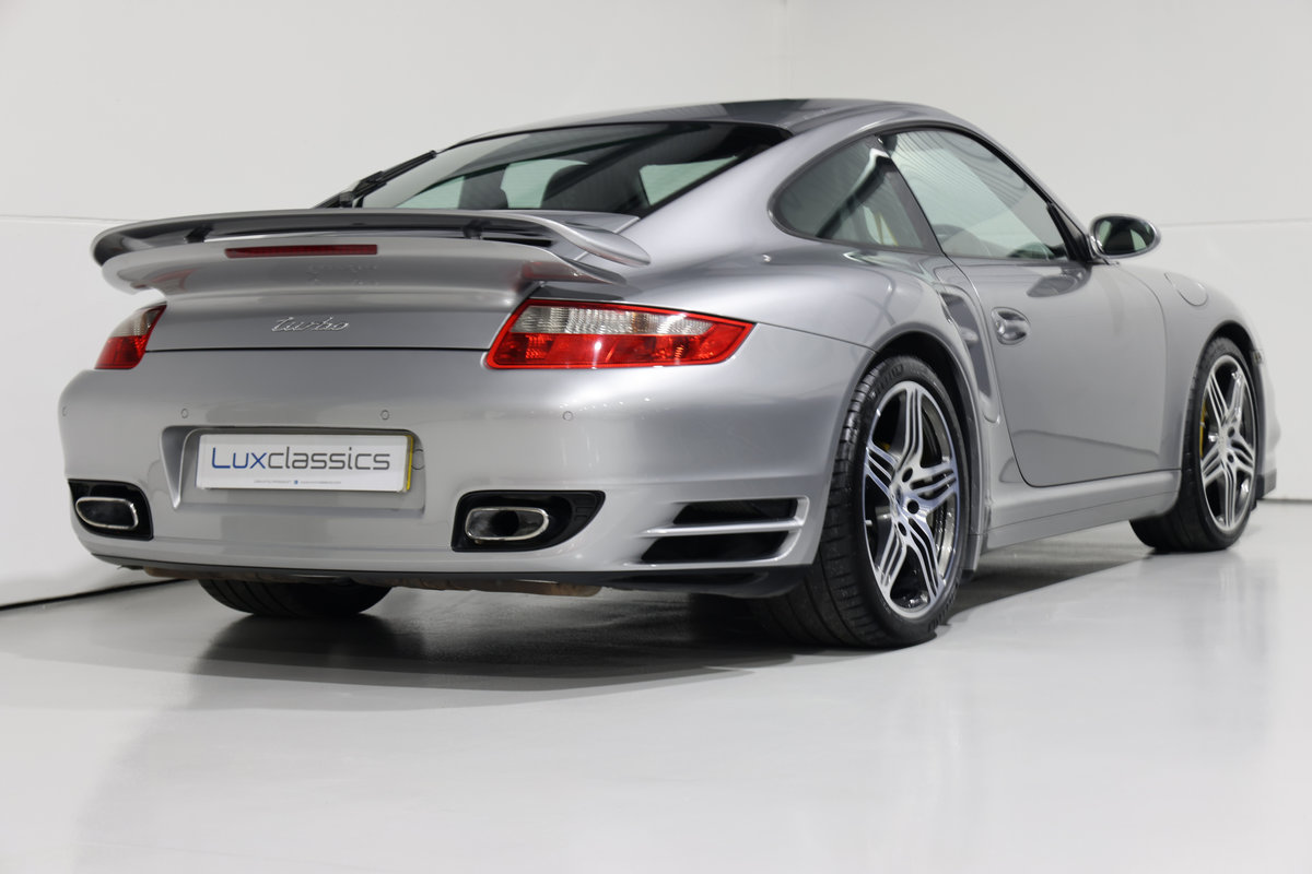 2007 Porsche 997 Turbo Carrera Low mileage FSH Immaculate For Sale (picture 2 of 6)