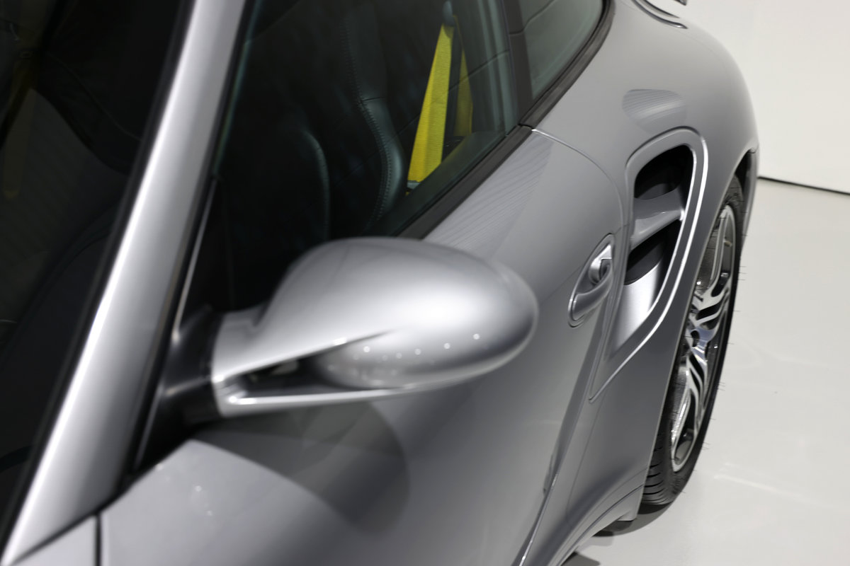 2007 Porsche 997 Turbo Carrera Low mileage FSH Immaculate For Sale (picture 3 of 6)