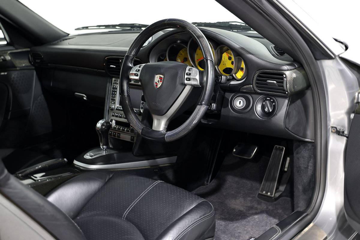 2007 Porsche 997 Turbo Carrera Low mileage FSH Immaculate For Sale (picture 4 of 6)