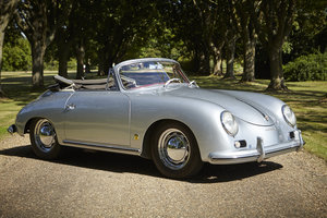 Picture of 1959 PRS restored 356 cabriolet T2 by reutter