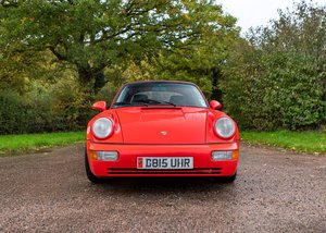 Picture of 1986 Porsche 911 Convertible SOLD by Auction