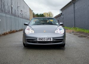 Picture of 2003 Porsche 911  996 Carrera 2 Tiptronic Cabriolet SOLD by Auction