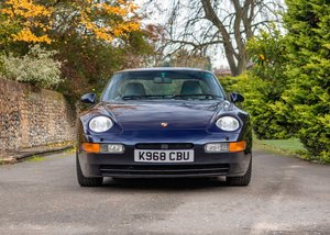 Picture of 1993 Porsche 968 SOLD by Auction