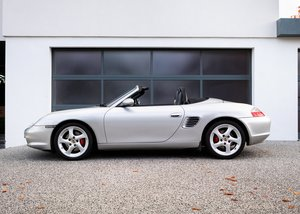 Picture of 2004 Porsche 986 Boxster S SOLD by Auction
