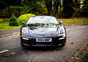 Picture of 2014 Porsche 981 Boxster (Gen III) SOLD by Auction