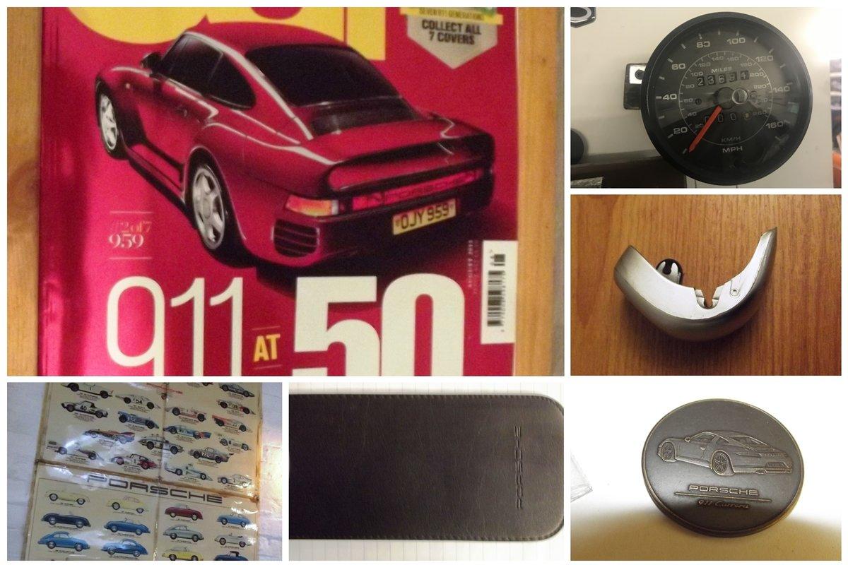 0000 PORSCHE MEMORABILIA FOR SALE For Sale (picture 3 of 6)