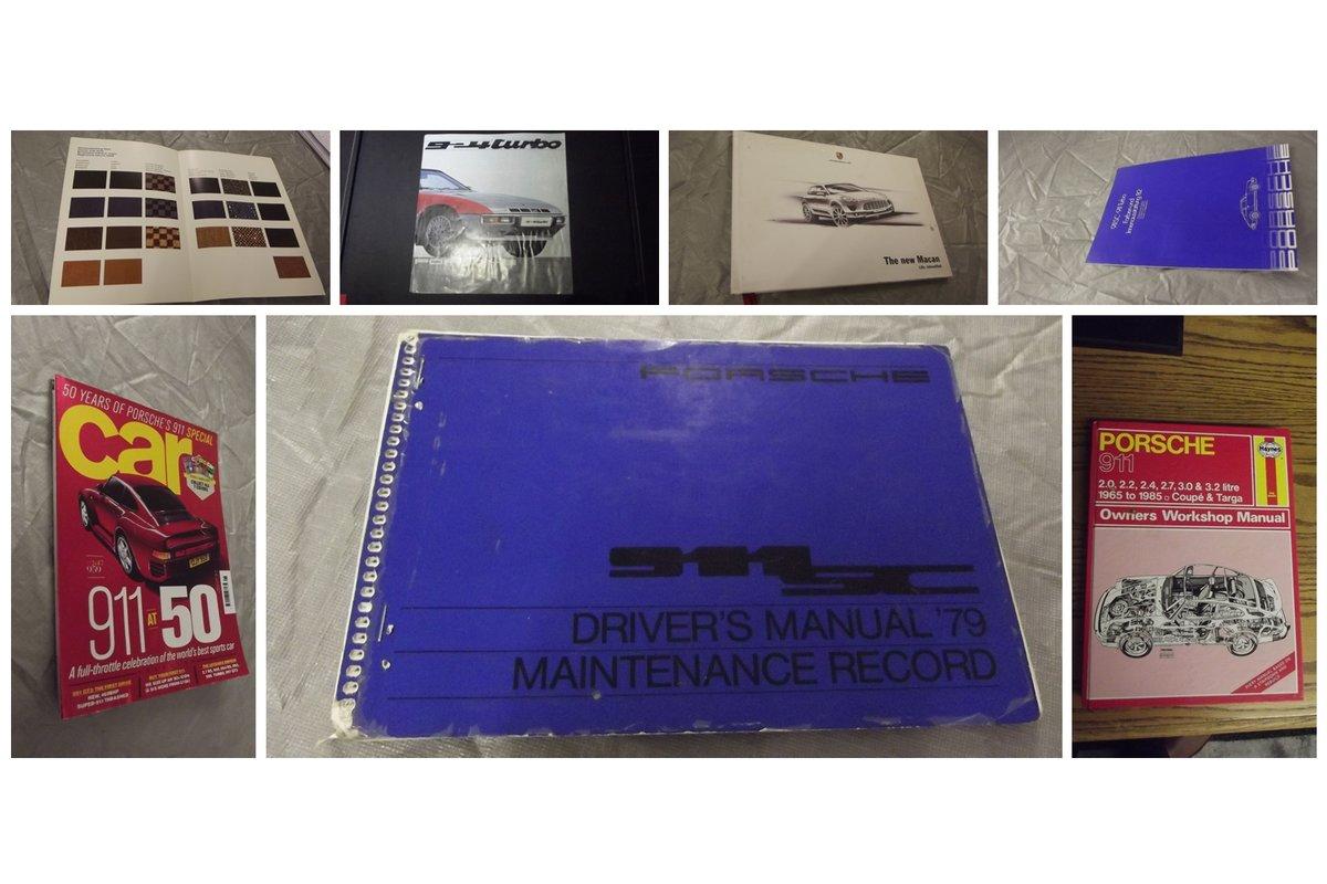 0000 PORSCHE MEMORABILIA FOR SALE For Sale (picture 4 of 6)