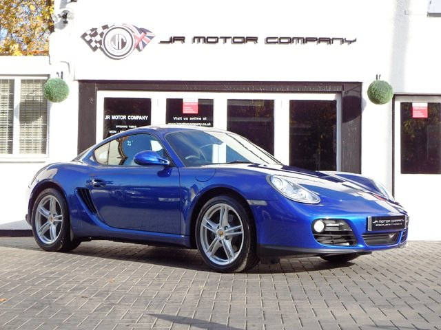 2009 Porsche Cayman 2.9 Manual Aqua Blue Only 49000 Miles! SOLD (picture 6 of 6)