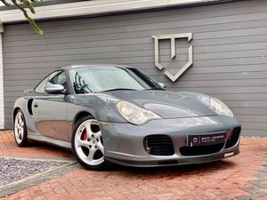 Picture of 2001 Porsche 911 Turbo 996, Manual Coupe.