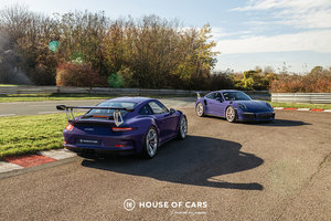 Picture of 2016 Porsche 991.1 GT3 RS  – Ultraviolet